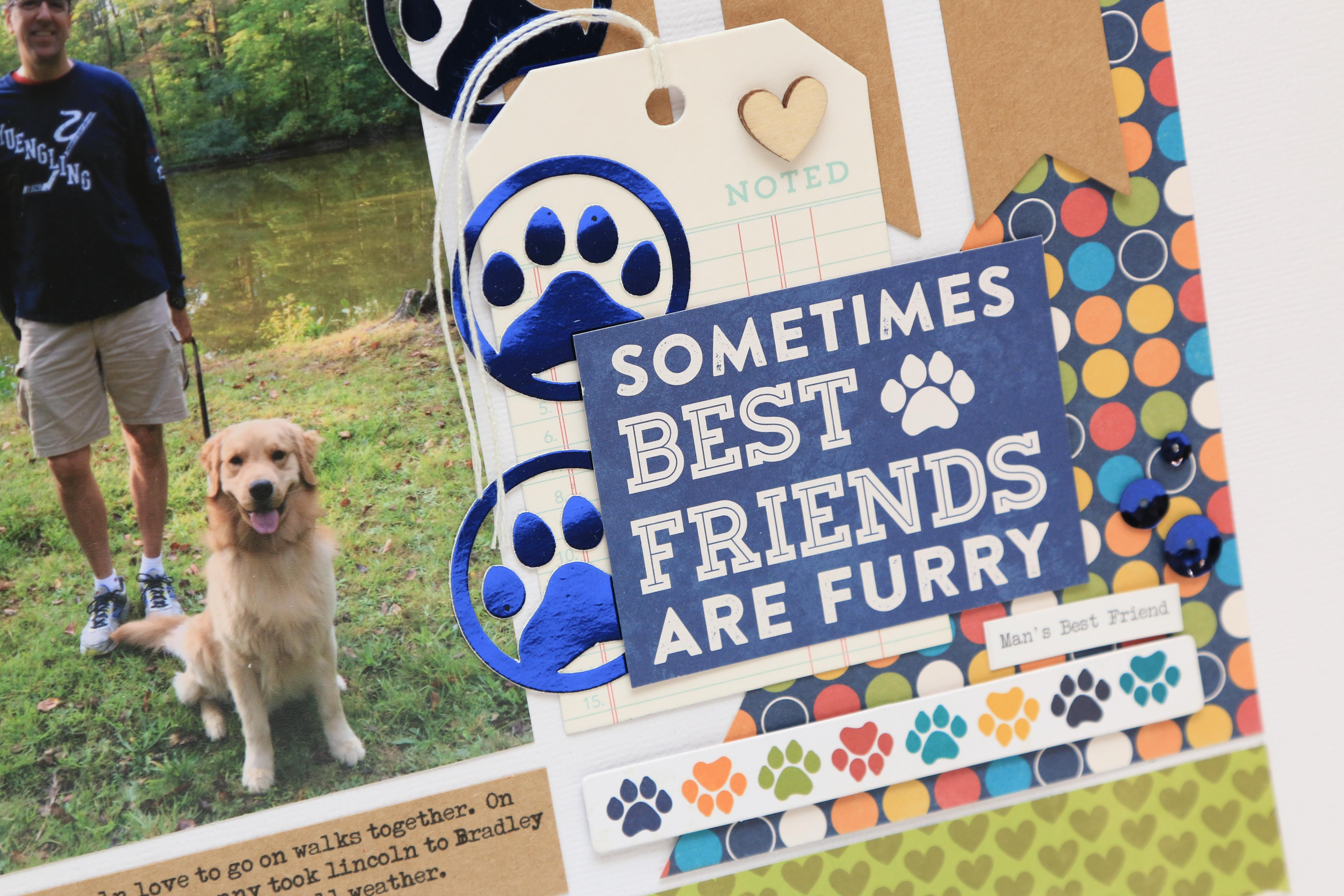 Best_Friends_Dog_Friendship_Scrapbook_Page_Therm_O_Web_Peel_N_Stick_Toner_Sheets_Deco_Foil_Juliana_Michaels_02