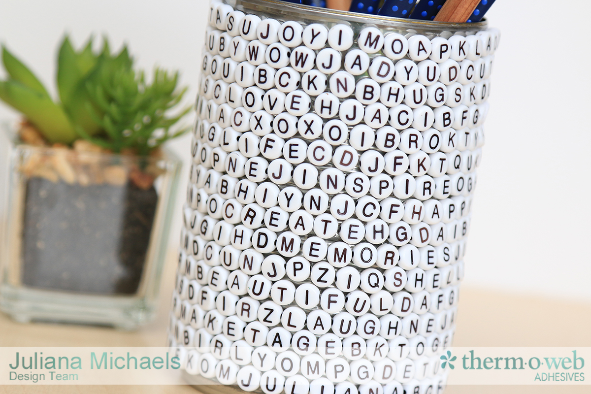 Recycled_Tin_Can_Pencil_Holder_Alphabet_Beads_Therm_O_Web_Sticky_Lines_Adhesives_Juliana_Micheals_04