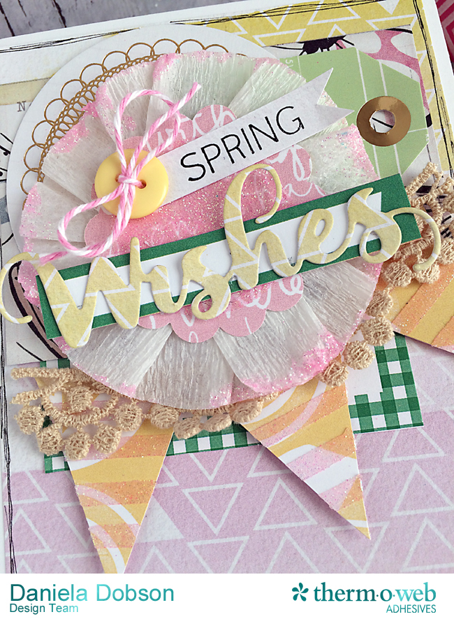 Spring wishes close by Daniela Dobson