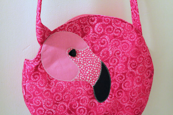 Finished-flamingo-tote