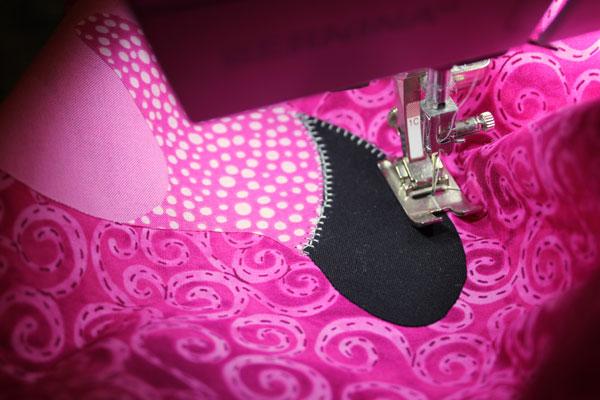 stitch-applique-down