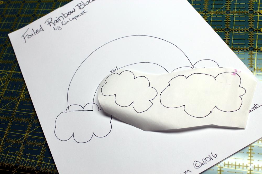 clouds on heat n bond lite