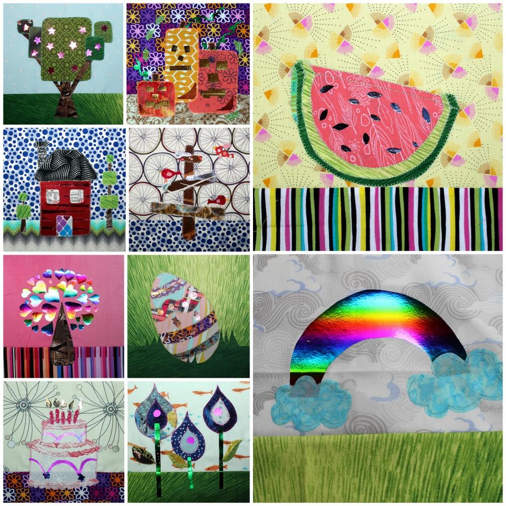 sampler quilt blocks
