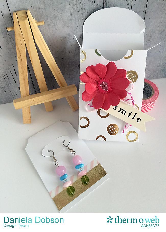 Smile gift box by Daniela Dobson