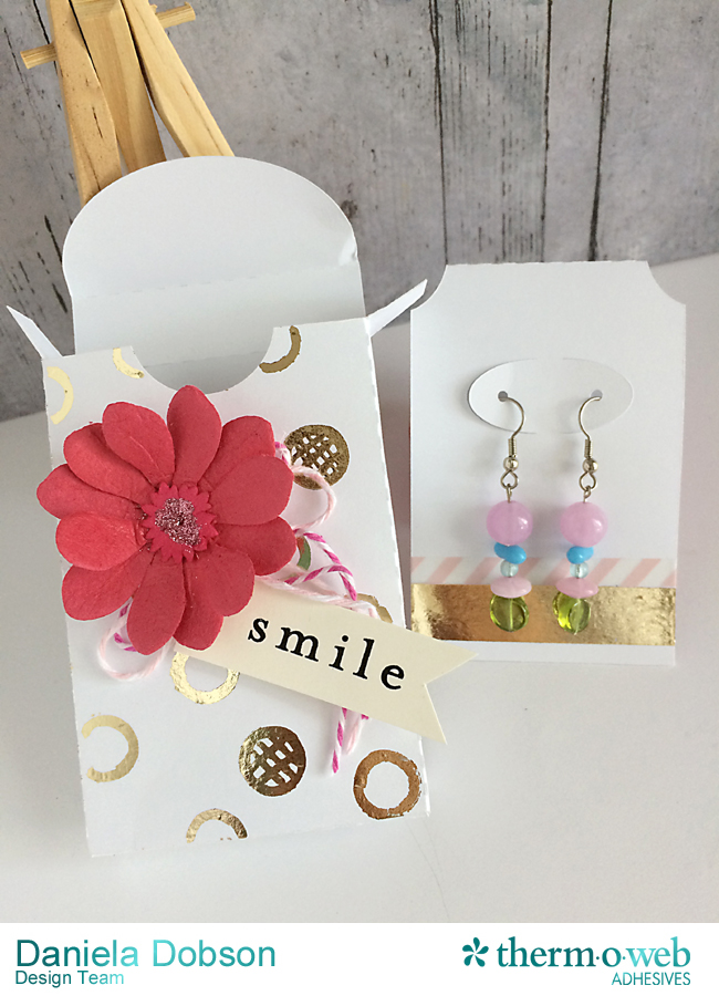Smile gift box close by Daniela Dobson