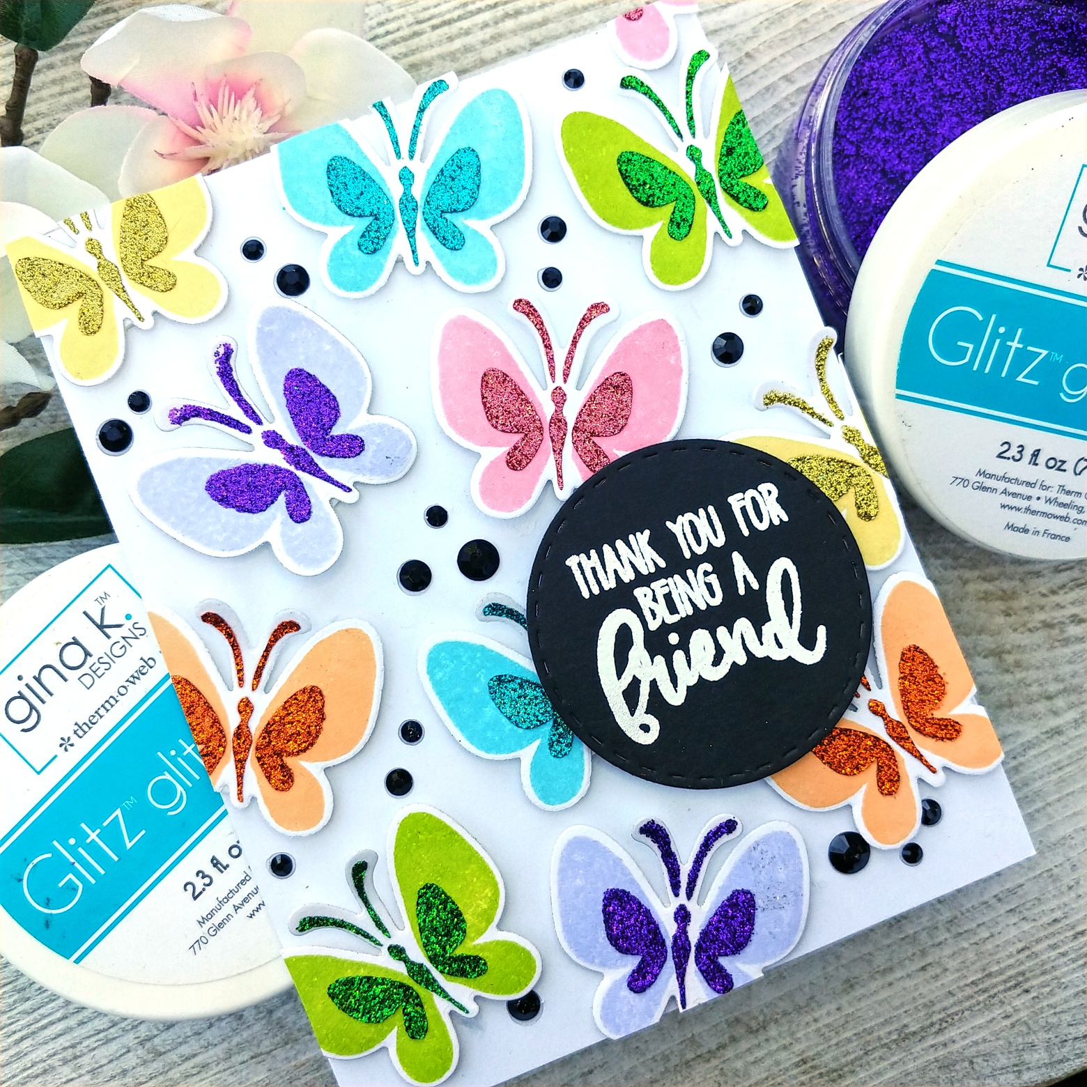 NO WM Glitz Petals and Wings 2