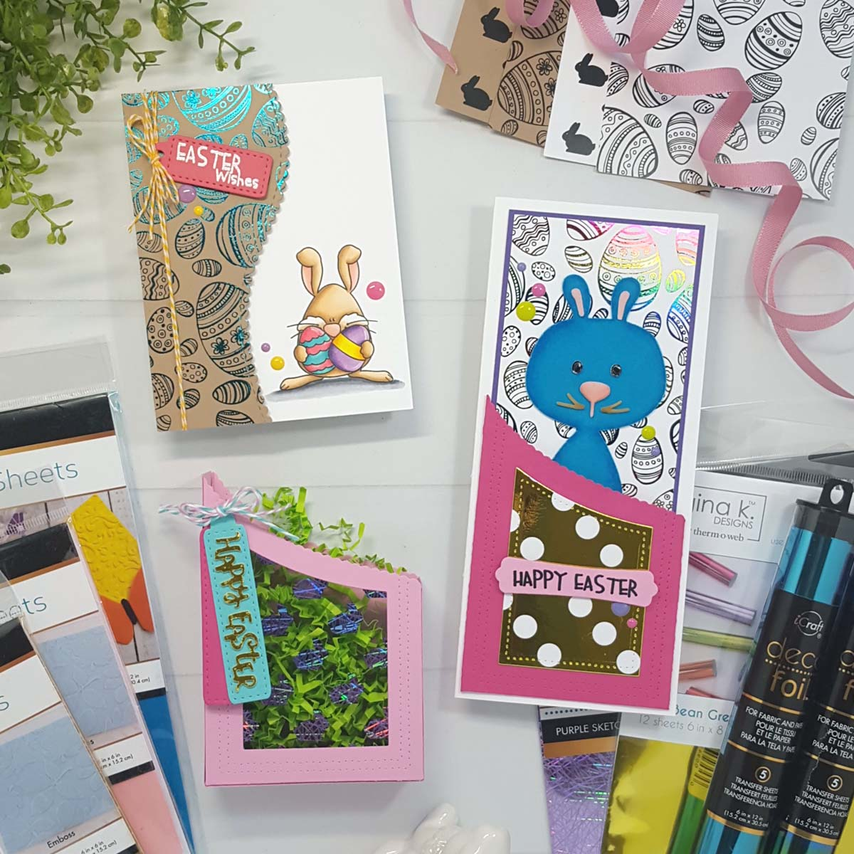 Andrea Basket of Fun Cards