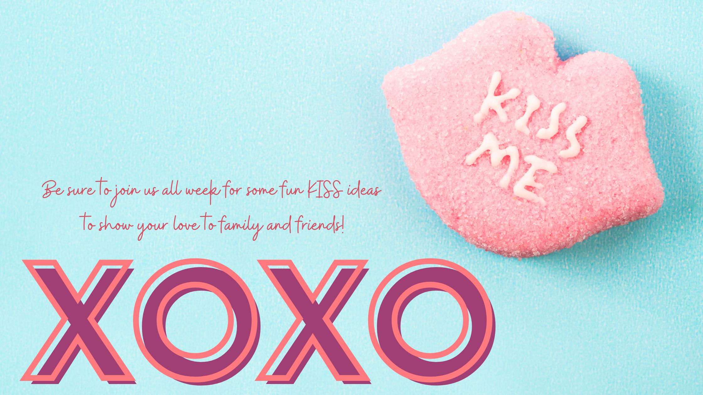 xoxo blog banner