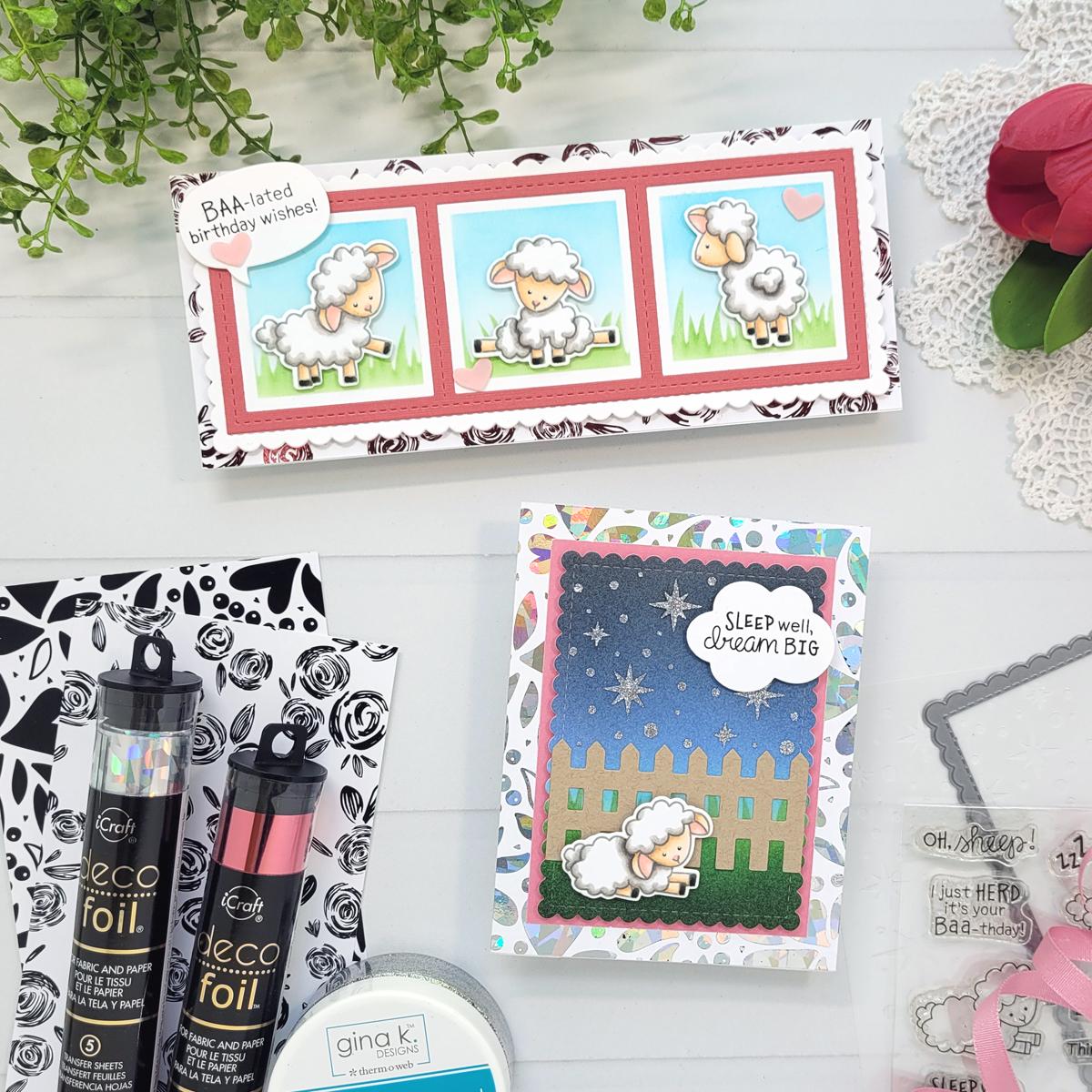 Andrea NND Baa Cards pic 1